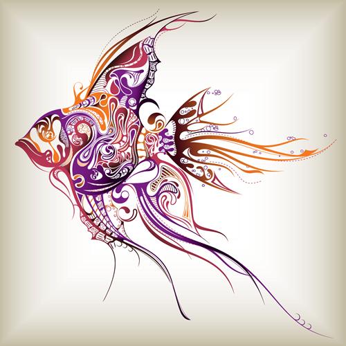 Wallpapers Tribal Animals Animal Tattoo 1024x1024: Ƥ�物黑白装饰画素材_淘装饰