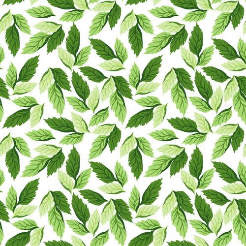 田园风格墙纸花纹 :装饰画素材网